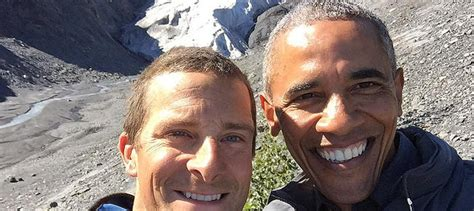 bear grylls house white house releases footage of president barack obama and bear grylls alaskan adventure