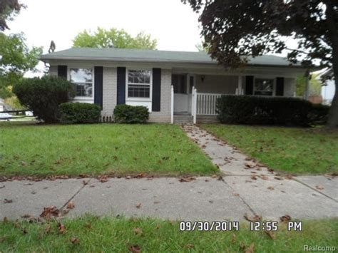 39205 maes st westland michigan 48186 bank foreclosure