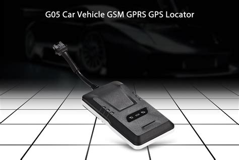 G05 Vehicle Gps Tracking Device Gsm Gprs Gps Tracker g05 car vehicle gsm gprs gps real time tracker black in octocat store yoshop
