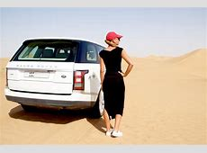 BLACK AND WHITE AND A LOT OF SAND - PEPPER AND GOLD Range Rover Konfigurator