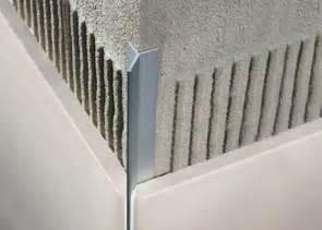 How To Cut Floor Tiles Around Corners by Aluminum Edge Trim Outside Corner Tile Filojolly Rjf