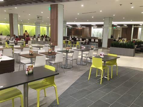 food court seating design food court reopens in sunvalley shopping center in concord