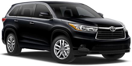 2016 toyota highlander incentives, specials & offers in
