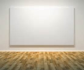 blank gallery wall canvas rob jay