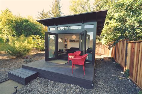 customize  shed   home office  rec space