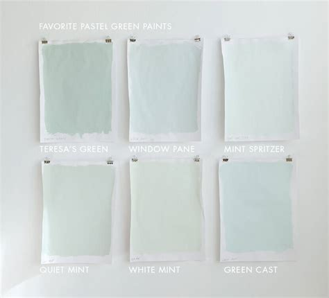 pastel paint colors favorite pastel paint colors for grown ups white mint is
