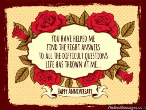 Ee  Anniversary Ee   Wishes For Wife Quotes And Messages For Her