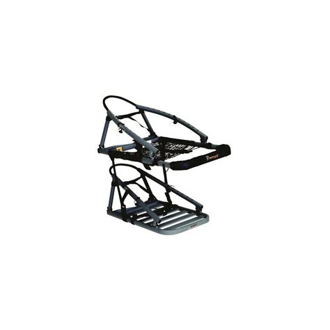 most comfortable climbing tree stand ol man alumalite cts deluxe aluminum climbing tree stand