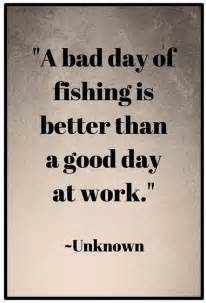 Bad Day To Go Fishing Wishn I Was Fishn A About Fishy Things Quotes