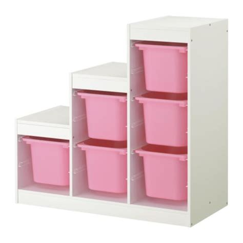 Ikea Shelf Storage Trofast Storage Combination Ikea