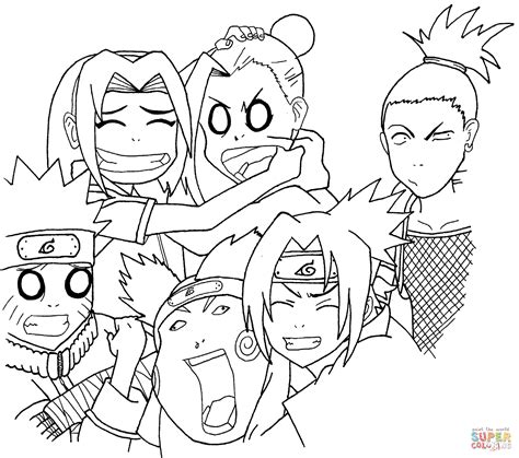 Squad Coloring Page squad 7 and 10 coloring page free printable coloring pages