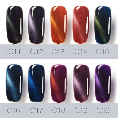 led gel manicure l focallure led 30 colors uv gel manicure cat nail gel