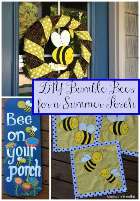 bumble decorations bumble bee porch decorations bumble bee decorations