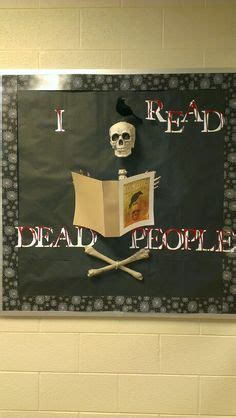 halloween reading themes graham high school thanksgiving library reading books