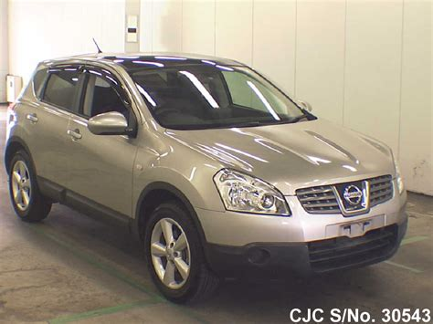 nissan dualis 2008 2008 nissan dualis silver for sale stock no 30543