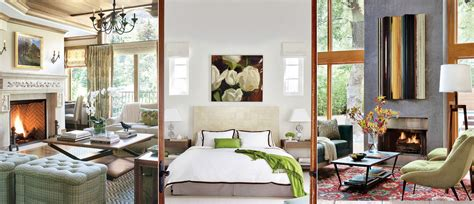 green decor how to decorate with green design tips