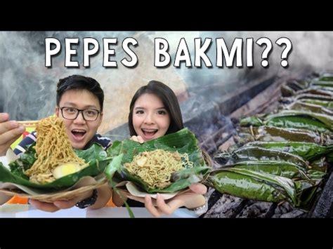 Mie Samyang Murah Meriah indomie kangkung terasi enak banget roti keju mozzare