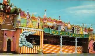 Carpet Terms Magic Carpet Ride At Petticoat Junction Amusement Park Pa