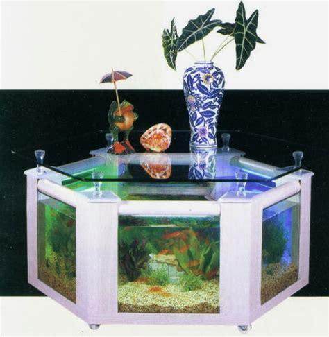 Aquarium Dining Table Hexagon Table Aquarium Image Photos Pictures Ideas High Resolution Images Table Aquarium