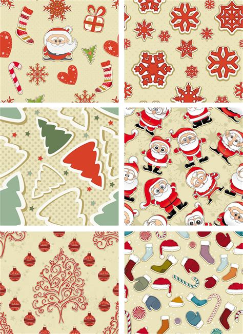 christmas pattern seamless 300 christmas ressources for photoshop print24 blog