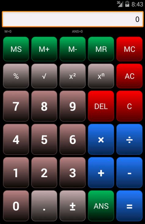 calculator simple simple calculator android apps on google play