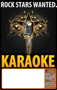 pics for gt karaoke poster