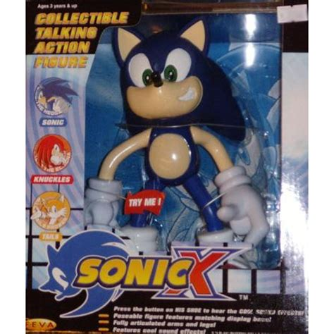 9 inch figures sonic x sonic the hedgehog 9 inch talking figure