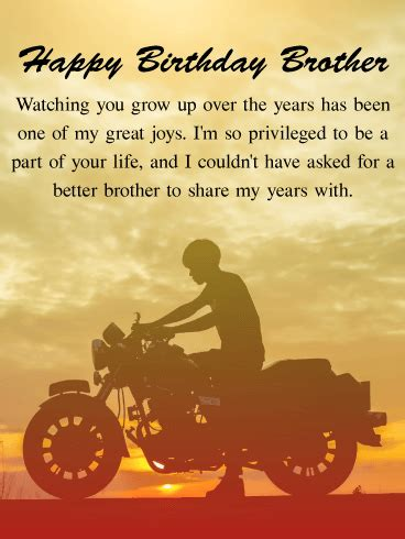 one special day a story for big brothers and books i m proud happy birthday wishes card for