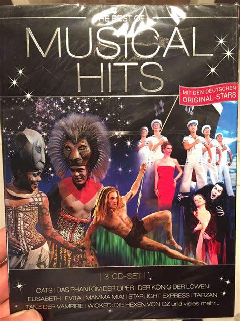 best of musical verlosung cd quot tchibo best of musical hits quot musical1