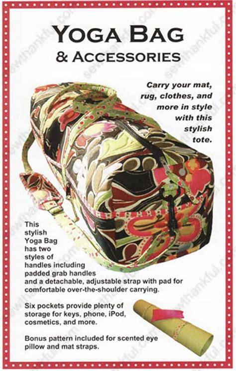 yoga mat case sewing pattern yoga bag sewing pattern patterns gallery