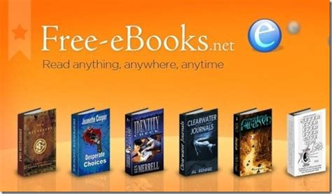free books best sources to free ebooks