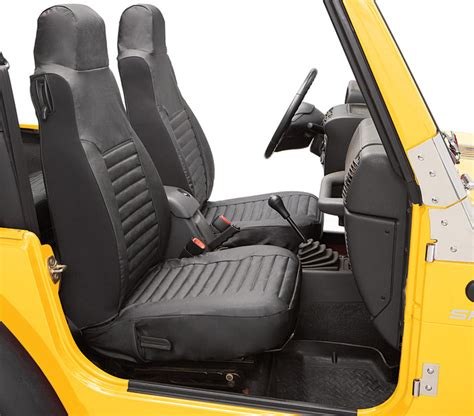 Jeep Seat Upholstery by 2007 2012 Jeep Wrangler Bestop Seat Cover Bestop 29280 04