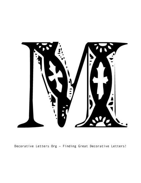 printable large decorative letters large decorative letters a to z decorative letters org