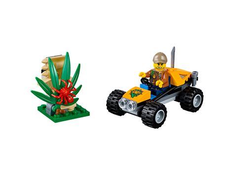 Lego 60156 Jungle Buggy Lego City preview lego city jungle 2017 sets