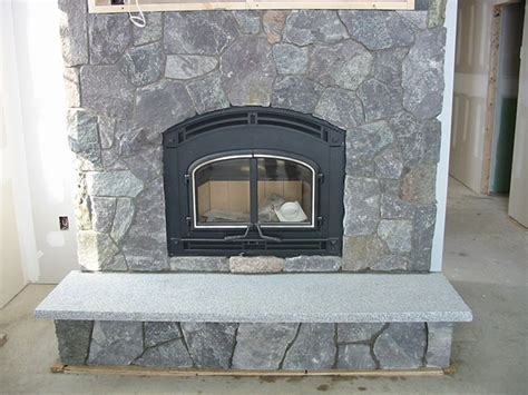 thin fireplace insert iron hammer stoneworks llc
