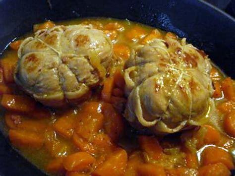 cuisiner des paupiettes cuisiner des paupiettes paupiettes de porc sauce moutarde