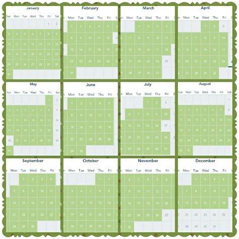 Disney Pass Calendar December Blackout Disneyland Calendar Template 2016