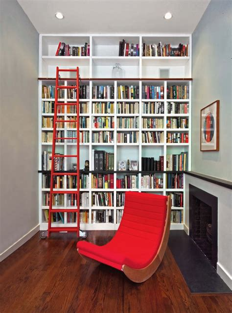 small home library creating a home library that s smart and pretty