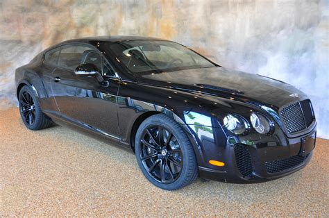 bentley supersport black bentley continental supersports black gallery moibibiki 13