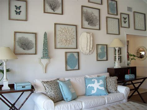 Coastal Inspired Living Rooms by 7 Coastal Decorating Tips