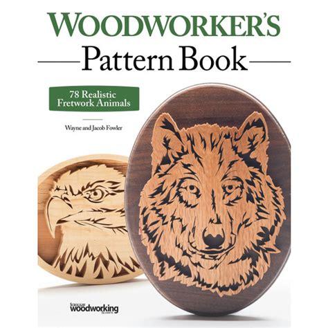 woodworkers pattern book fret  pattern books