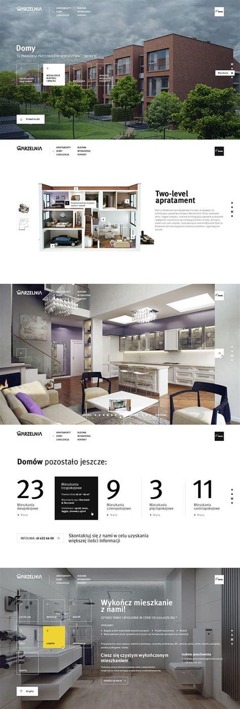 one of best home design ideas website homer city new warzelnia on behance web onepage pinterest 웹디자인