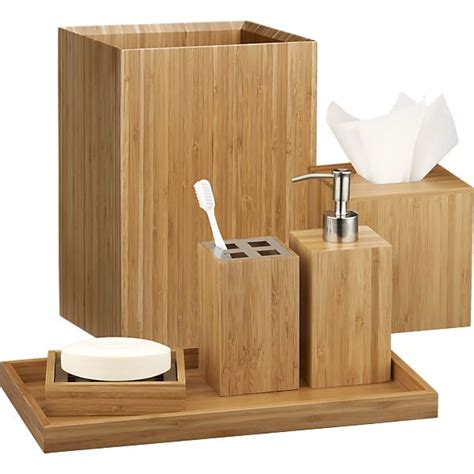 Bamboo Bathroom Accessories Why Should You Opt For Bamboo Bathroom Accessories Bath Decors