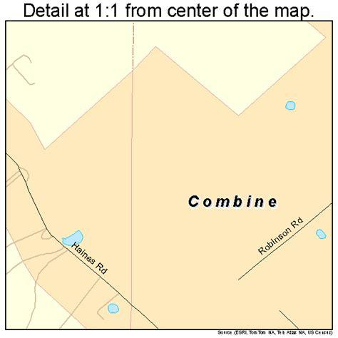combine texas map combine texas map 4816216