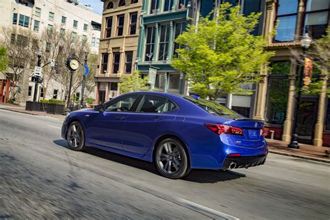 When Do 2020 Acura Tlx Come Out by Five Details That Make The 2018 Acura Tlx A Spec
