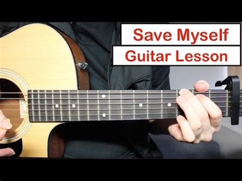 ed sheeran save myself legendado chords chordify ed sheeran save myself guitar lesson tutorial how to