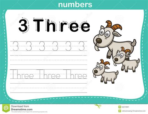 printable numbers exercise connecting dot and printable numbers exercise vector