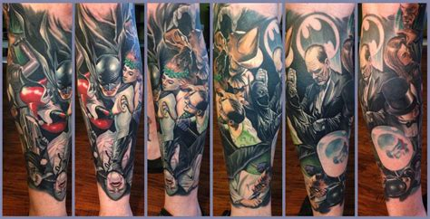 batman tattoo sleeve batman sleeve www imgkid the image kid has it