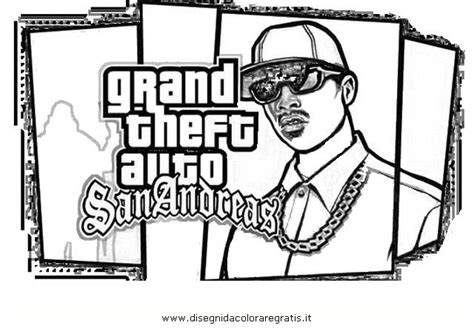 Free Coloring Pages Of Gta5 Cars Gta 5 Coloring Pages