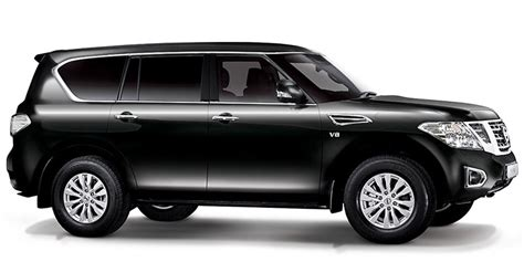 nissan patrol suv review specs fuel consumption